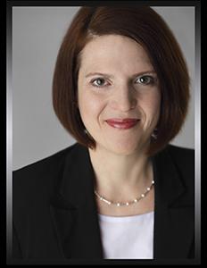 Porträt von Stefanie von Zydowitz